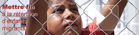 Parliamentary Campaign to End Immigration Detention of Children (anglais uniquement)